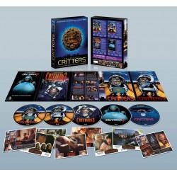 Colección Critters  1-2-3-4...