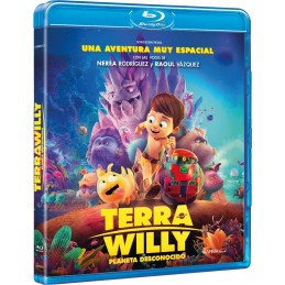 Terra Willy: (Planeta...