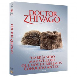 Doctor zhivago - iconic - BD