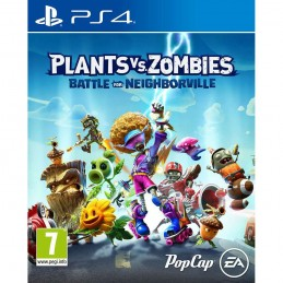 Plantas vs Zombies Battle...