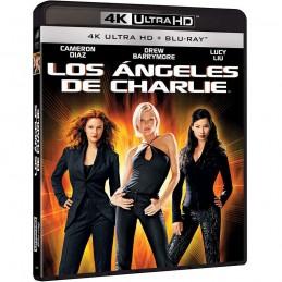 Los Ángeles de charlie (4k...