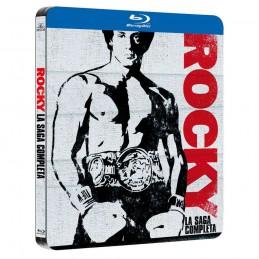 Pack rocky 1-6 black metal...