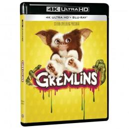 Gremlins (blu-ray uhd 4k)