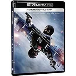 Tenet [4k UHD + Blu-ray]