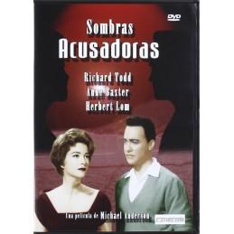 Sombras Acusadoras [DVD]