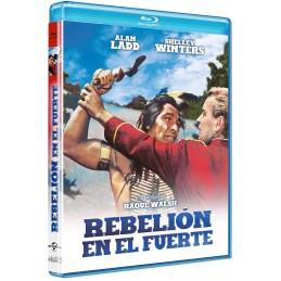 Rebelión en el fuerte [Bluray]