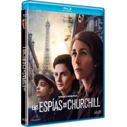Las espías de Churchill...