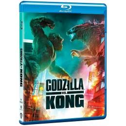 Godzilla Vs Kong [Bluray]
