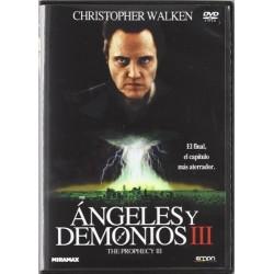 Ángeles Y Demonios 3 [DVD]